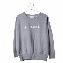 BOBO CHOSES Sweatshirt B.C. TEAM blau