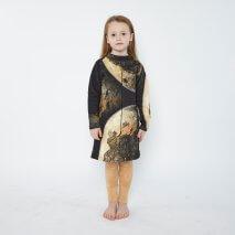 POPUPSHOP Gerda pluto dress