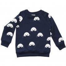 BEAU LOVES Sweatshirt mit Masken