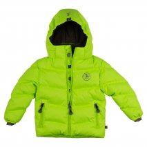 B'Rep XS EXES Good Knit Winterjacke neon