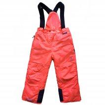 XS EXES save bottom winter/ski pants neon flame