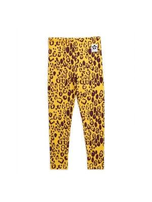 Mini Rodini Leggings Leopard