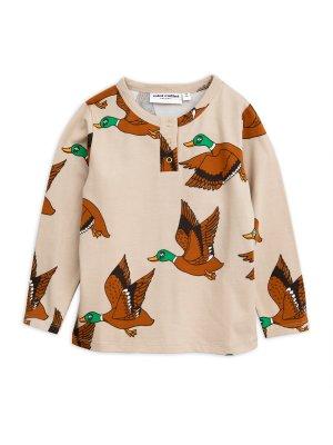 New: MINI RODINI Grandpa t-shirt Ducks