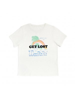 "BAN.DO lässiges T-Shirt ""get lost"""