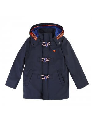 Billybandit navy raincoat boy