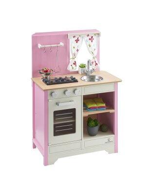 Musterkind Spielküche Lavendel