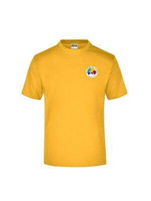 MSF T-shirt Junior Gelb