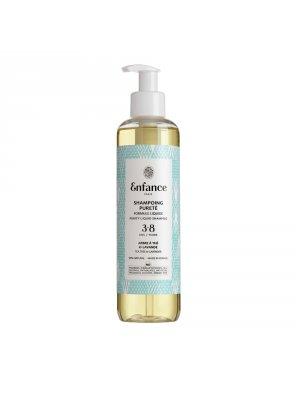 Enfance Paris natürliches, veganes Shampoo für Kinder 3-8 Jahre, 200 ml