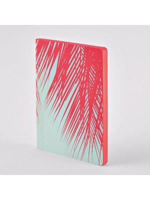 Nuuna Premium Leder Notizbuch Breeze