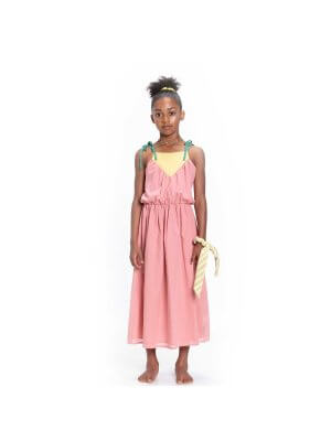 Piupiuchick_girl_dress_tricolour_vintage_pink_portugese_kids_fashion