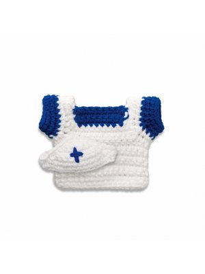 JUST DUTCH Handgefertigte 2-teilige Uniform für Miffy
