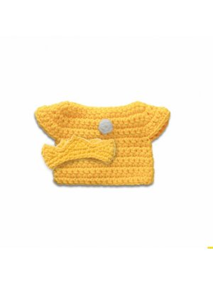JUST DUTCH handmade yellow queenset for Miffy