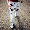 BAndit kids sweat pants spooky birds grau Junge