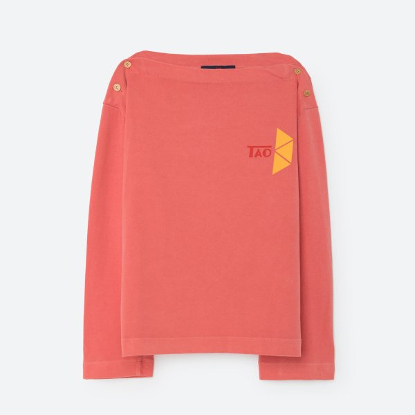 THE ANIMALS OBSERVATORY Anteater Sweatshirt TAO triangles