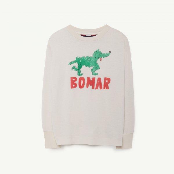 The Animals Observatory dog t-shirt BOMAR Hund