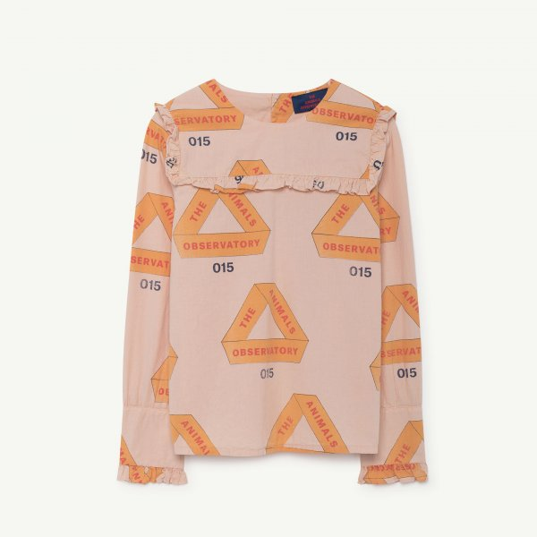 New: THE ANIMALS OBSERVATORY Gadfly shirt/blouse