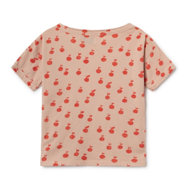 Bobo Choses Äpfel t-shirt hinten