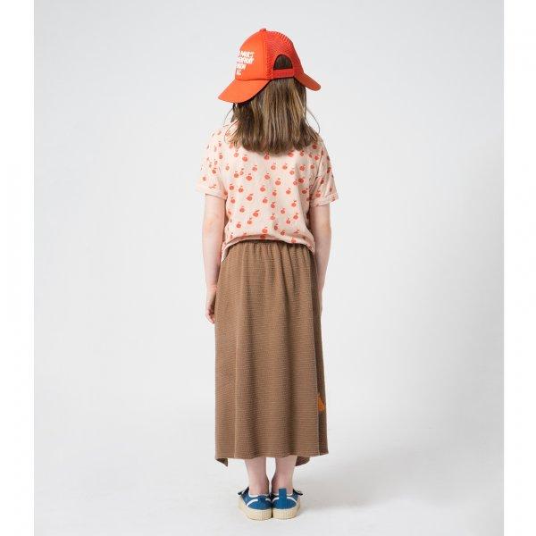 Bobo Choses Äpfelt-shirt Mädchen hinten