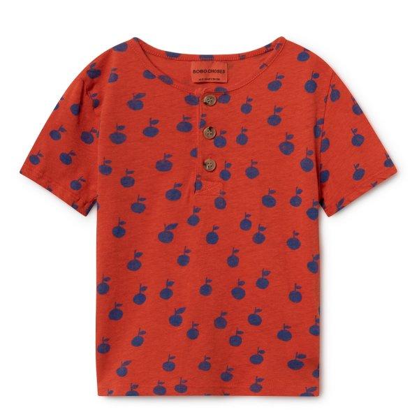 Bobo_Choses_t-shirt_Äpfel