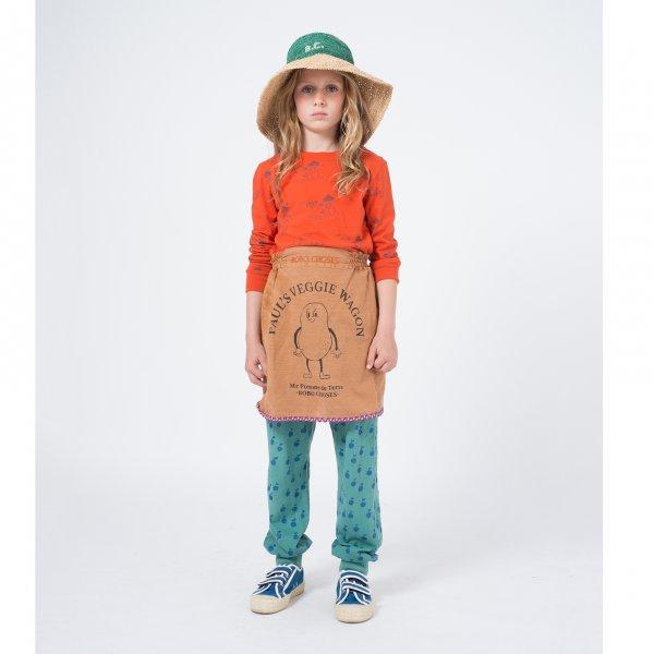 Bobo Bobo Choses Langarm- Shirt Tangerine, T-Shirts, Oberteile, Kindermode für Mädchen und Jungen von Designern online einkaufen  long sleeved Shirt Tangerine