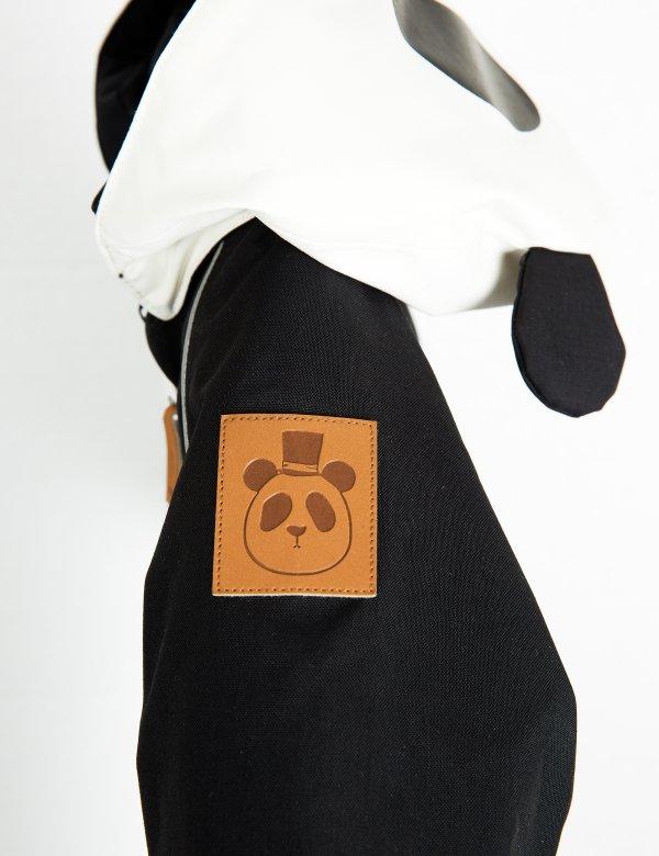 Mini Rodini Panda Schneeanzug Baby Detail
