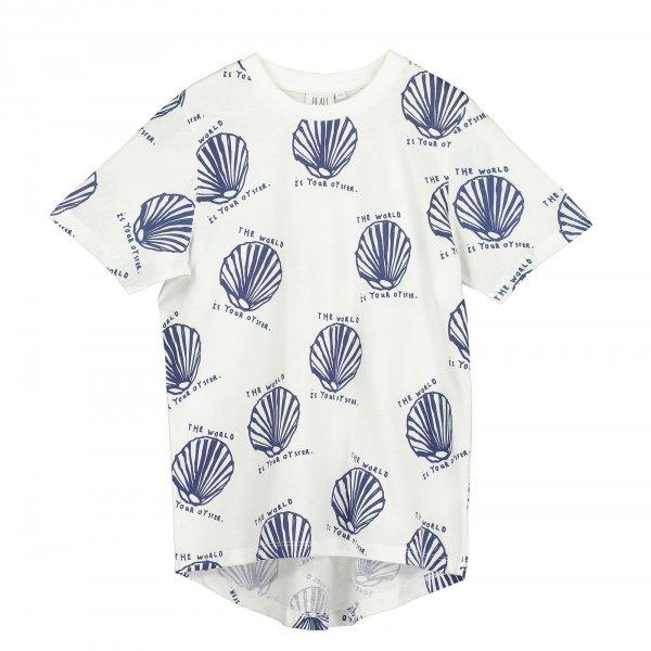 BEAU LOVES T-Shirt Austern Fin t-shirt Oysters