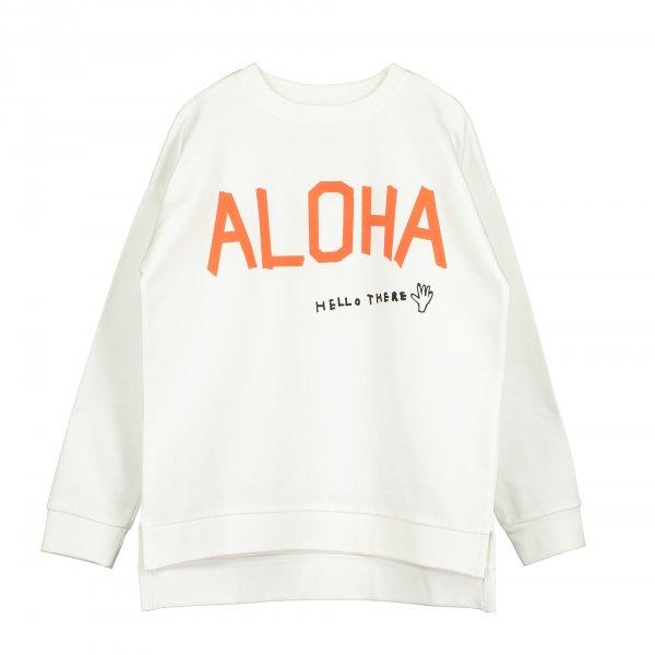 """BEAU LOVES übergroßes Sweatshirt """"Aloha"""""""