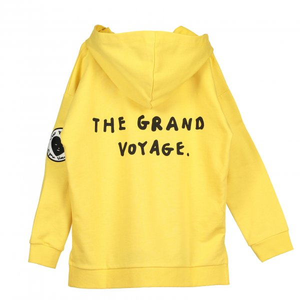 BEAU LOVES oversized hoodie The Grand Voyage