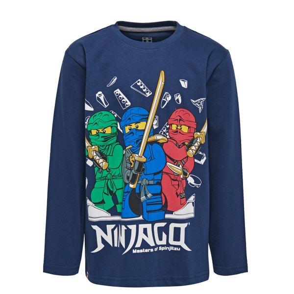 Lego Ninjago t-shirt Junge jay kai Lloyd