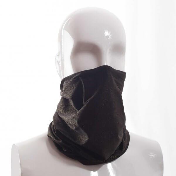 Masken-Schal-loop-schwarz