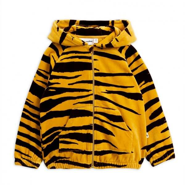 Mini-Rodini-tiger-Kapuzen-jacke-kinder