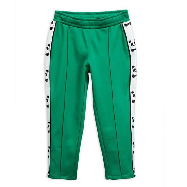 mini-rodini-track-pants-green