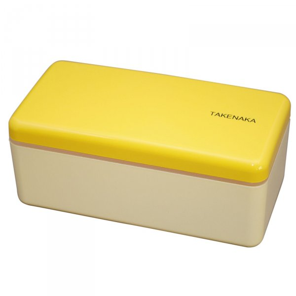 Takenaka Bentobox gelb