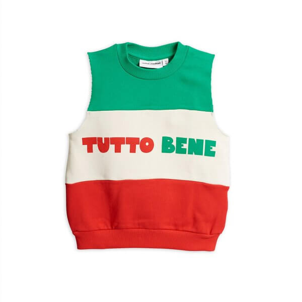 Mini Rodini vest tutto bene