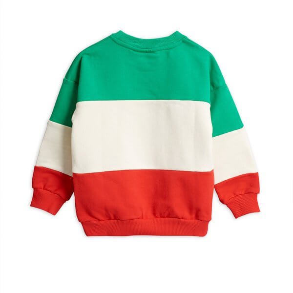 Mini Rodini sweater tutto bene