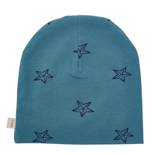 Mütze für Kinder mit Sternen