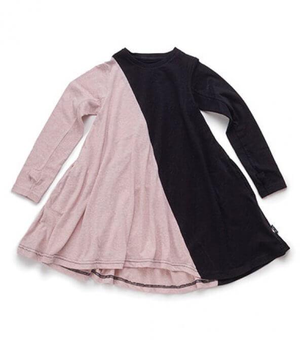 NUNUNU MAXI DRESS 360 1/2 and 1/2