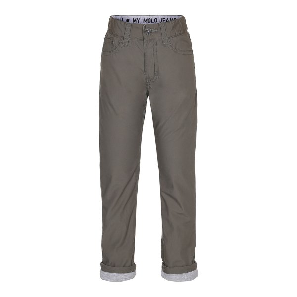 Molo Copenhagen warm lined chino pants