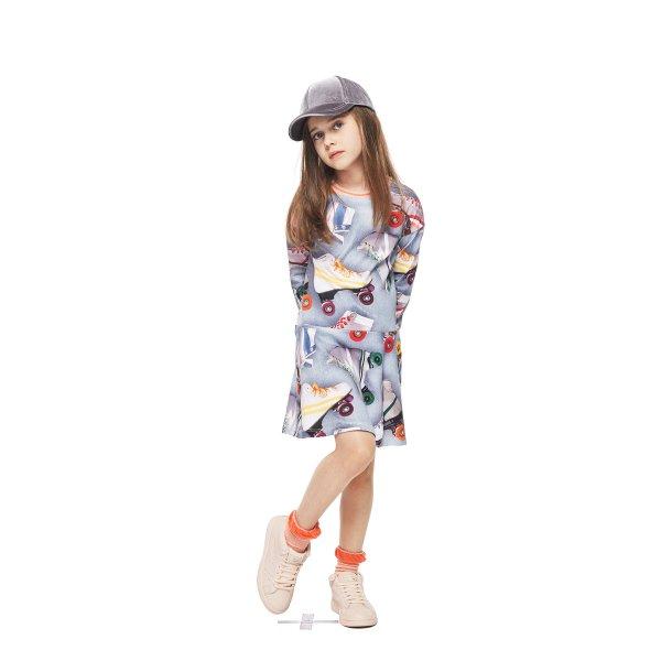 MOLO Conny Kleid Rollschuhe Mädchen