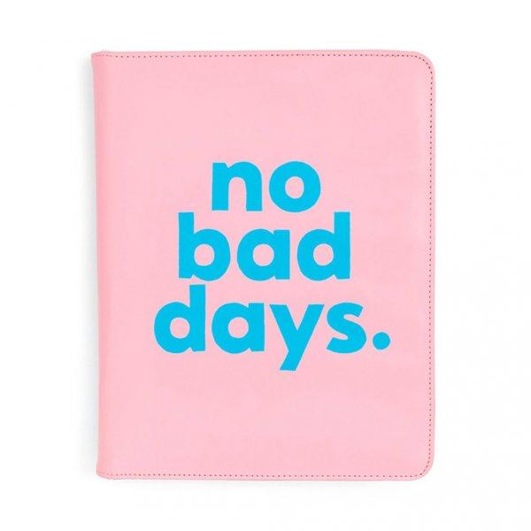"BAN.DO get it together folio/organizer ""no bad days"""