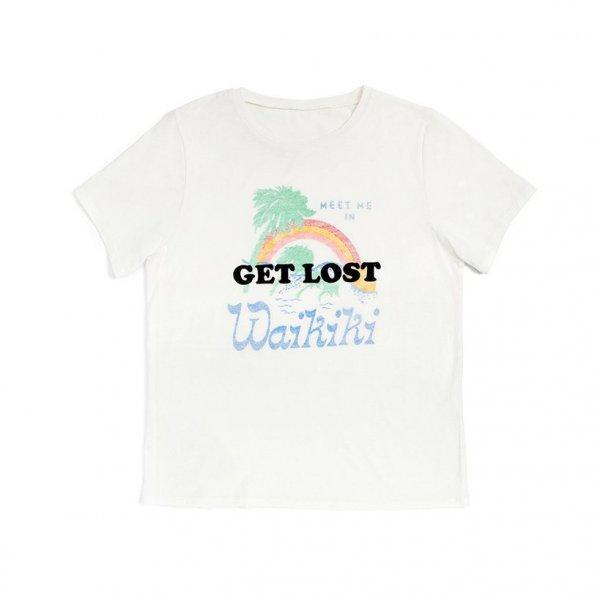 "BAN.DO lässiges T-Shirt ""get lost"""