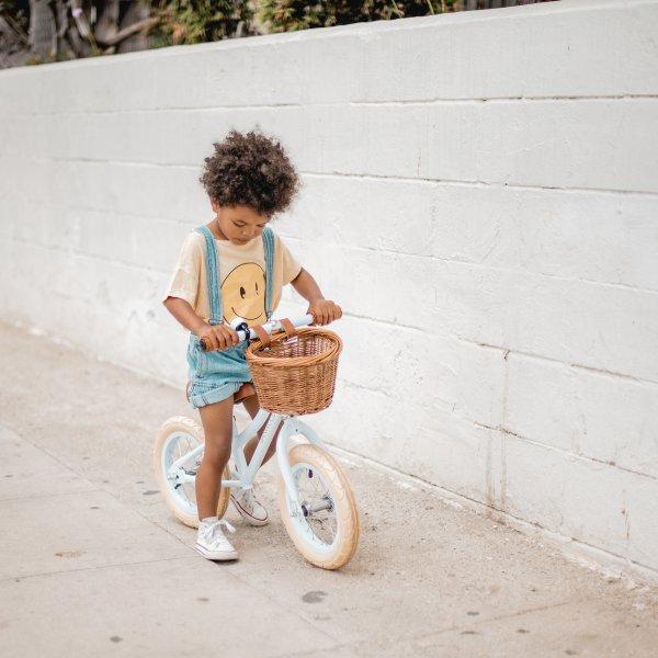 Banwood Laufrad Kinder weiß