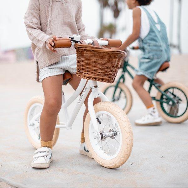 Banwood Kinderlaufrad in Weiss