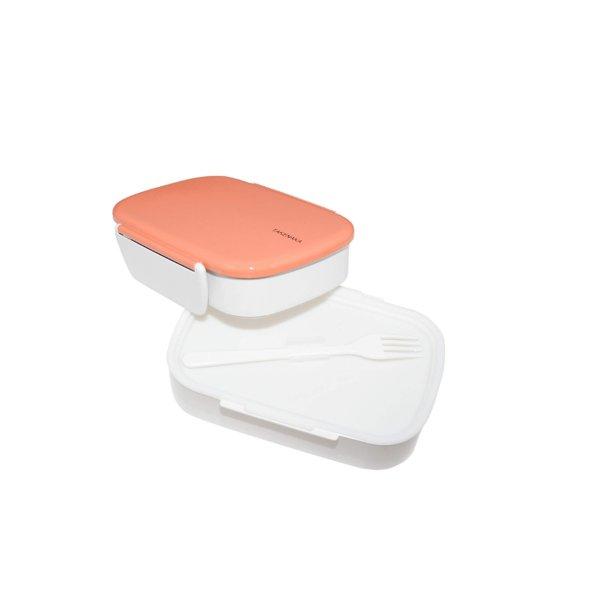 Takenaka Bentobox doppelt orange