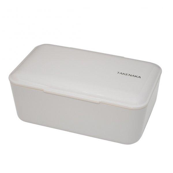 Takenaka Bentobox einzeln grau