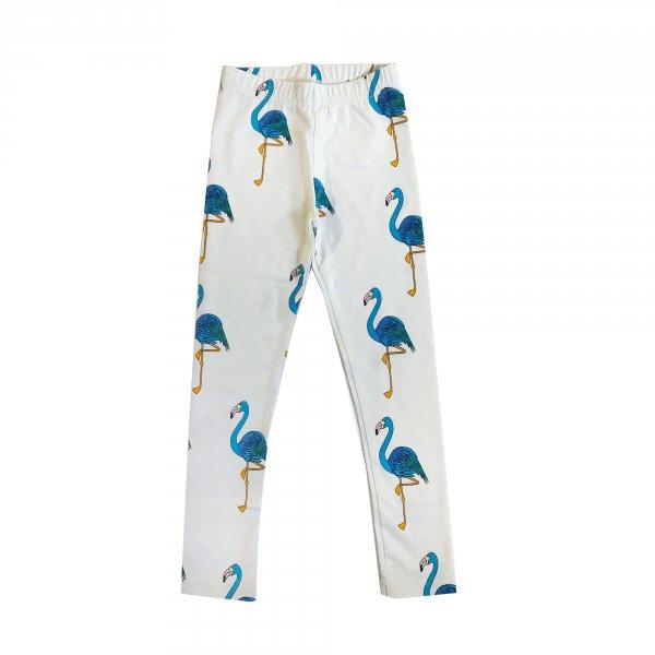 Hugo-loves-tiki-baue-leggings-flamingo
