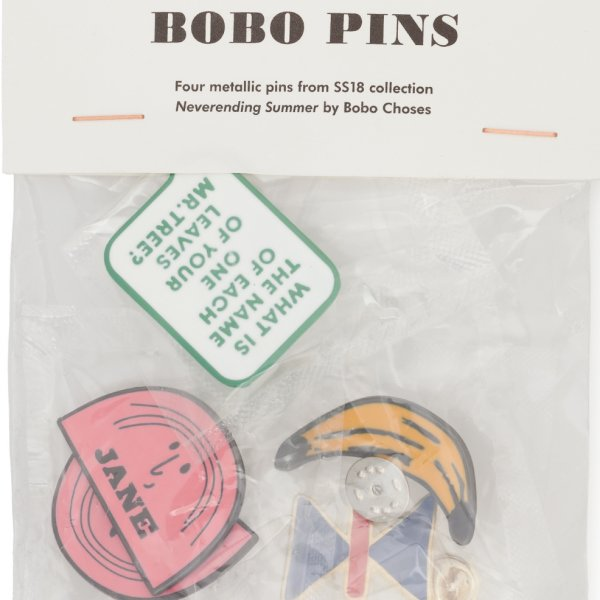 BOBO CHOSES pins pack