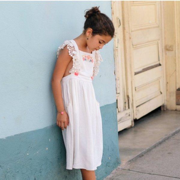 LOUISE MISHA Kids Bracelet, Ahea Fluo Pink