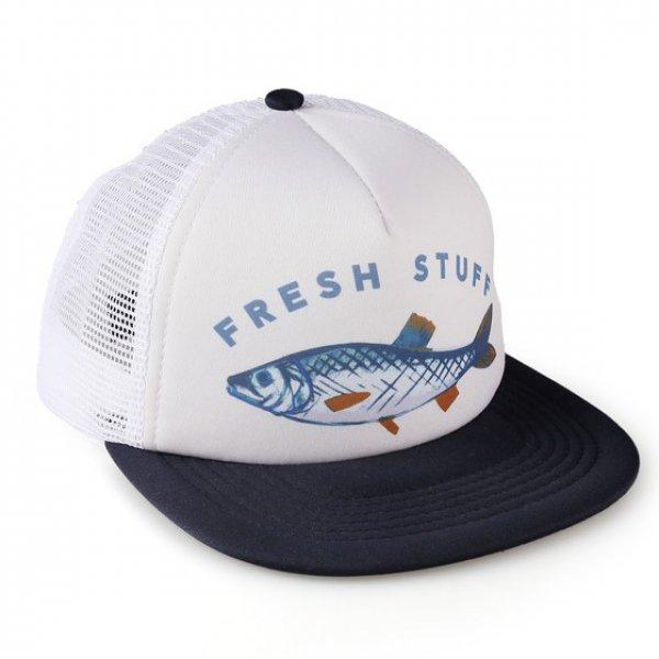 Dashbki-Weißes-Basecap-Fisch-1