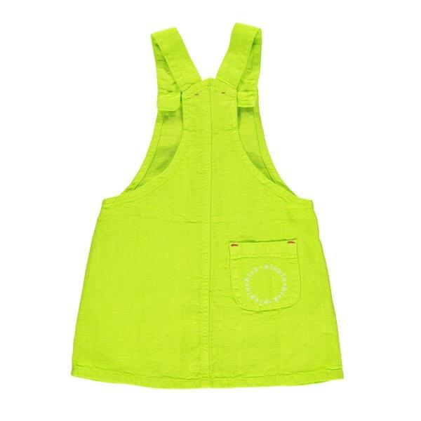Piupiuchick-dungaree-dress-lime